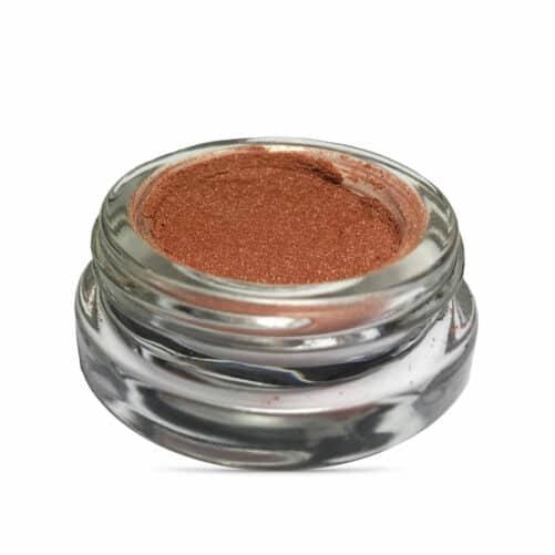 ombre à paupière scintillant brownie