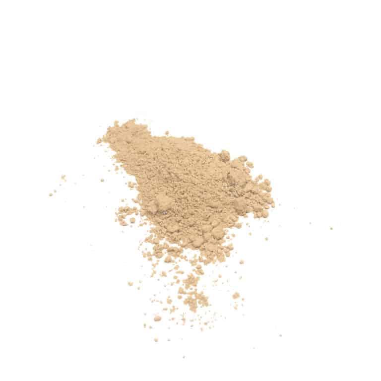 poudre libre beige doré
