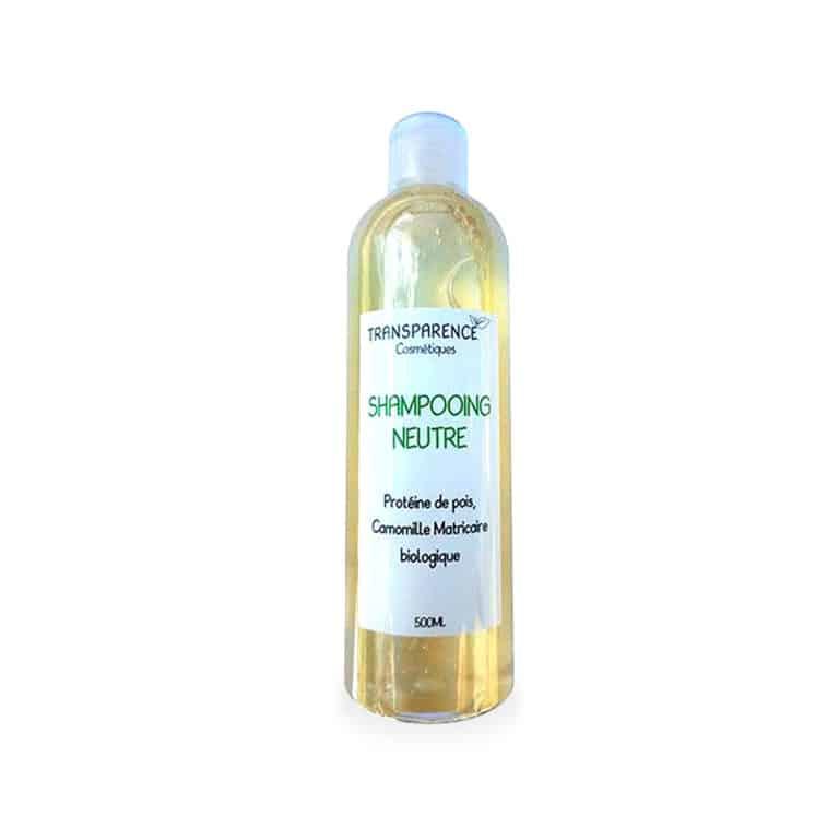 shampoing neutre 500 ml