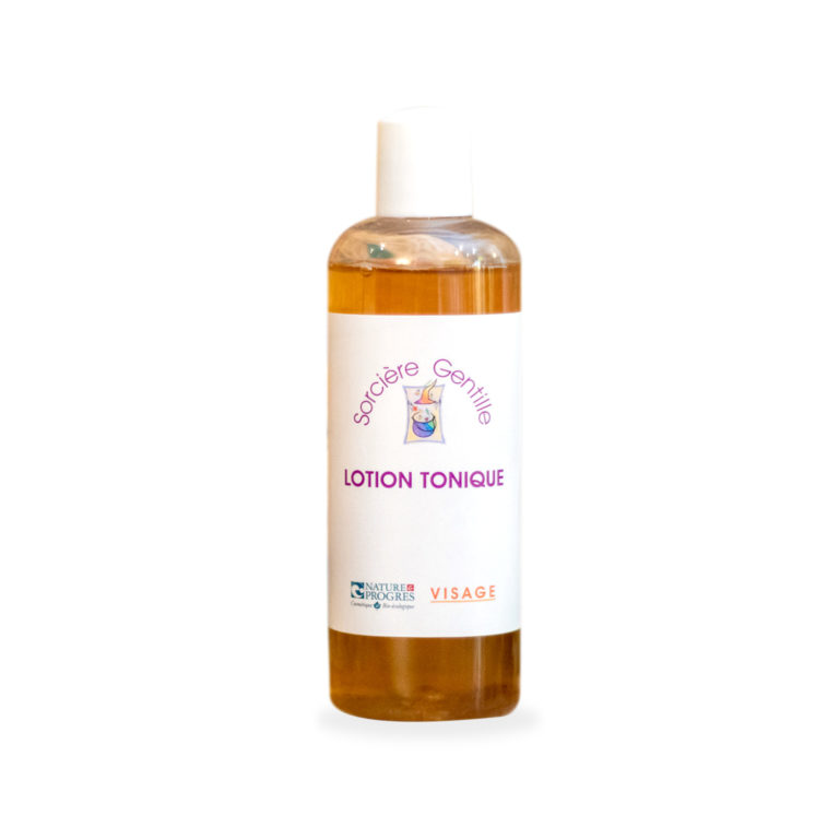 lotion tonique visage