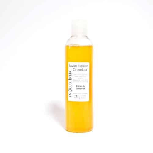 savon liquide calendula