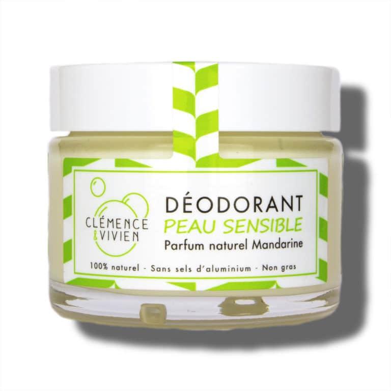 déodorant mandarine