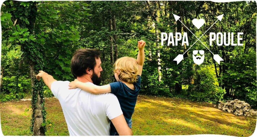 Fête des Pères - Papa Poule