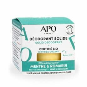 Déodorant Solide Bio Fraîcheur
