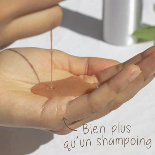 Shampoing-Soin Nourrissant - cheveux secs ou abîmés