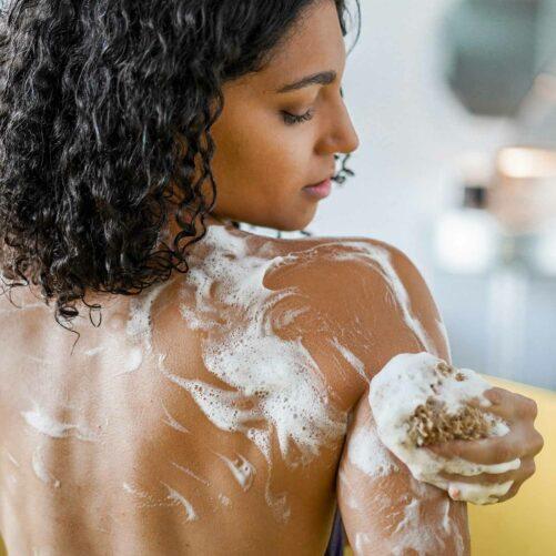 Pain dermatologique Bain de Soleil mousse
