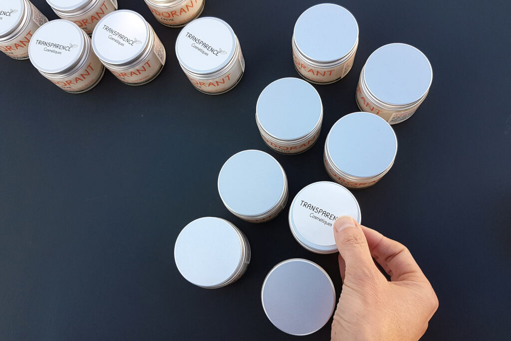 packagings Transparence Cosmétiques